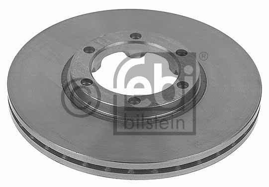 Disque de frein - FEBI BILSTEIN - 10750