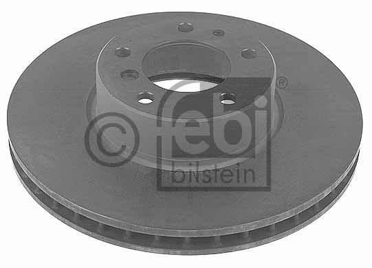 Disque de frein - FEBI BILSTEIN - 10751