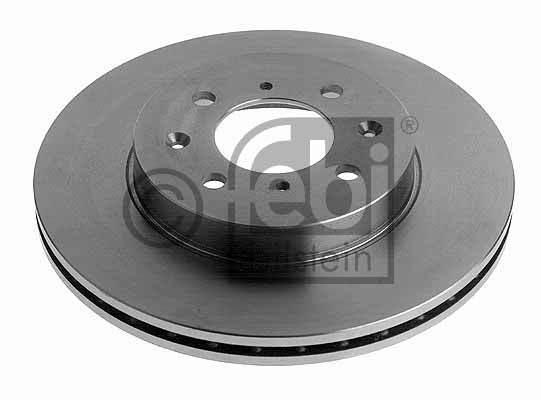 Disque de frein - FEBI BILSTEIN - 10911