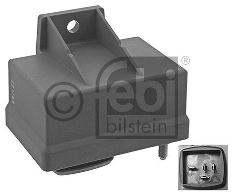 Temporisateur de préchauffage - FEBI BILSTEIN - 11086