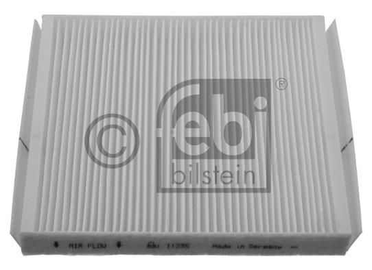 Filtre, air de l'habitacle - FEBI BILSTEIN - 11235