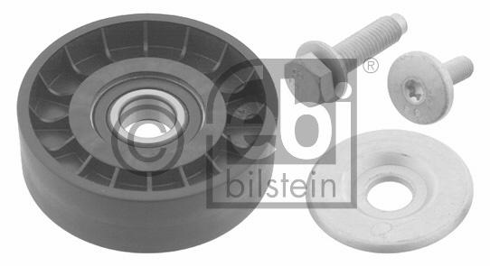 Poulie-tendeur, courroie trapézoïdale à nervures - FEBI BILSTEIN - 11326