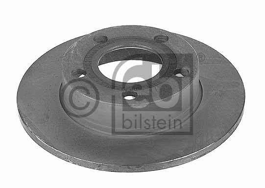 Disque de frein - FEBI BILSTEIN - 11398