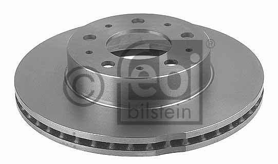 Disque de frein - FEBI BILSTEIN - 11447
