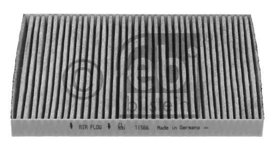 Filtre, air de l'habitacle - FEBI BILSTEIN - 11566