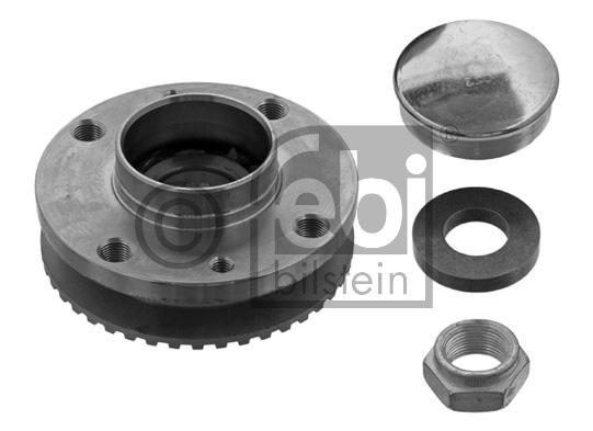Moyeu de roue - FEBI BILSTEIN - 12117