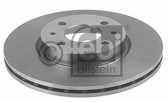 Disque de frein - FEBI BILSTEIN - 12133