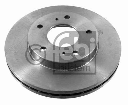 Disque de frein - FEBI BILSTEIN - 12135