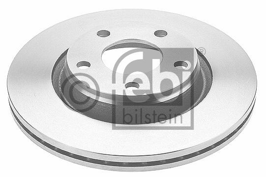 Disque de frein - FEBI BILSTEIN - 12139