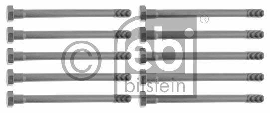 Jeu de boulons de culasse de cylindre - FEBI BILSTEIN - 12608