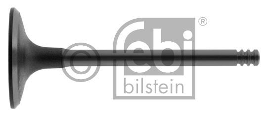 Soupape d'admission - FEBI BILSTEIN - 12814