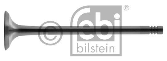 Soupape d'échappement - FEBI BILSTEIN - 12822