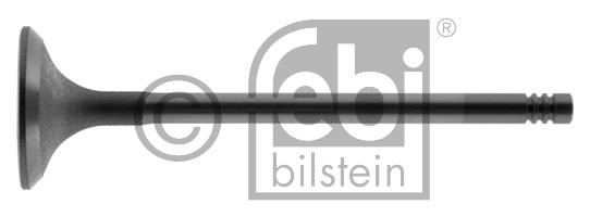 Soupape d'échappement - FEBI BILSTEIN - 12828
