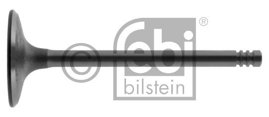 Soupape d'admission - FEBI BILSTEIN - 12856