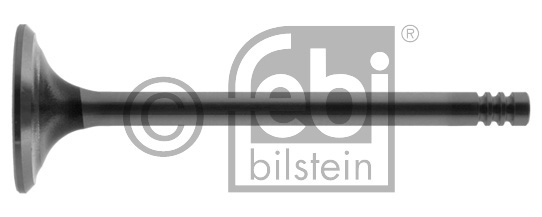 Soupape d'échappement - FEBI BILSTEIN - 12857