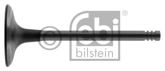Soupape d'admission - FEBI BILSTEIN - 12858