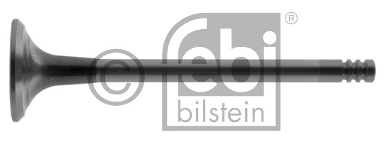 Soupape d'échappement - FEBI BILSTEIN - 12861