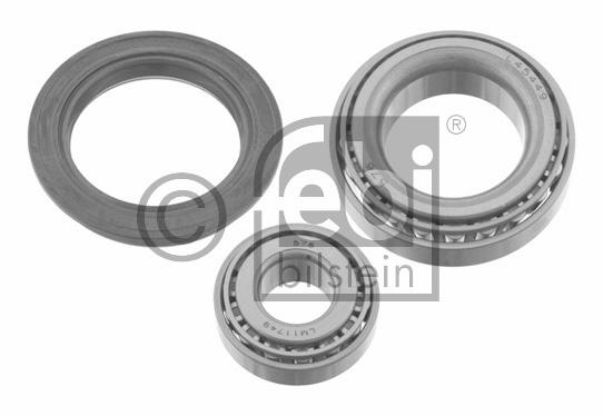 Jeu de roulements de roue - FEBI BILSTEIN - 12934