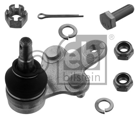 Rotule de suspension - FEBI BILSTEIN - 12935