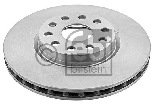 Disque de frein - FEBI BILSTEIN - 14077