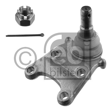 Rotule de suspension - FEBI BILSTEIN - 14118