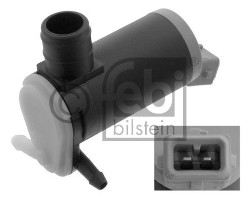 Pompe d'eau de nettoyage, nettoyage des vitres - FEBI BILSTEIN - 14361