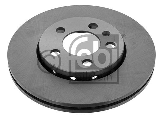 Disque de frein - FEBI BILSTEIN - 14404