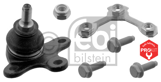 Kit de réparation, rotule de suspension - FEBI BILSTEIN - 14424