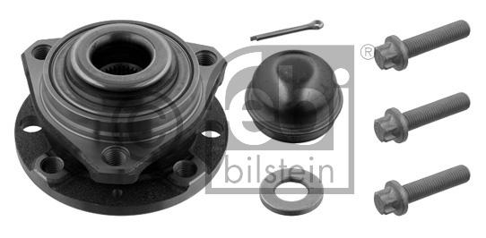 Moyeu de roue - FEBI BILSTEIN - 14611