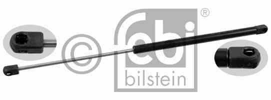 Ressort pneumatique, coffre à bagages/compartiment à bagages - FEBI BILSTEIN - 14657