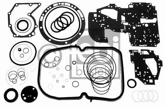 Jeu de joints d'étanchéité, transmission automatique - FEBI BILSTEIN - 14684