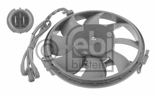Ventilateur, refroidissement du moteur - FEBI BILSTEIN - 14746