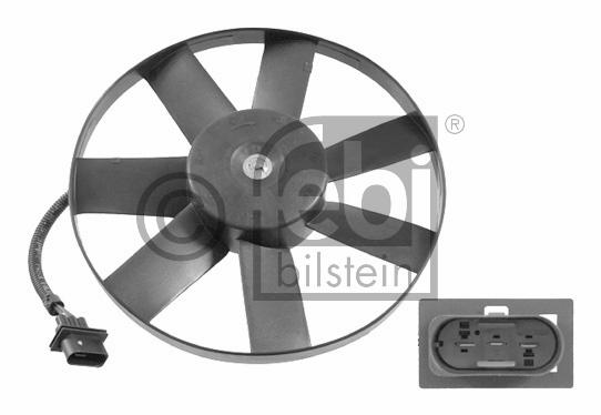 Ventilateur, refroidissement du moteur - FEBI BILSTEIN - 14748