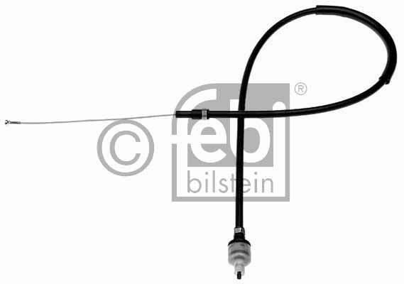 Tirette à câble, commande d'embrayage - FEBI BILSTEIN - 14910