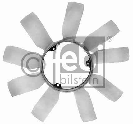 Roue du souffleur, refroidissement  du moteur - FEBI BILSTEIN - 15261