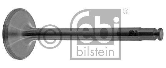 Soupape d'échappement - FEBI BILSTEIN - 15361