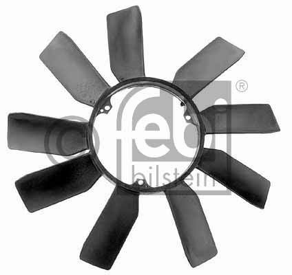 Roue du souffleur, refroidissement  du moteur - FEBI BILSTEIN - 15524