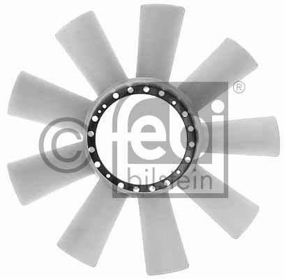 Roue du souffleur, refroidissement  du moteur - FEBI BILSTEIN - 15876