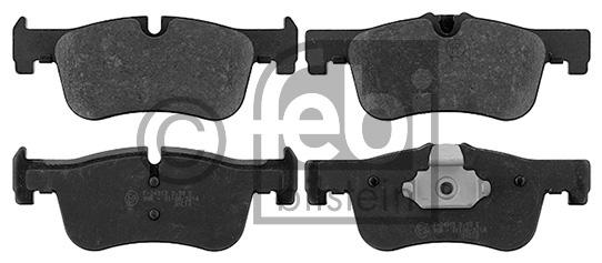 Kit de plaquettes de frein, frein à disque - FEBI BILSTEIN - 16885