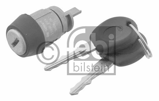 Cylindre de fermeture, serrure de contact d'allumage - FEBI BILSTEIN - 17000
