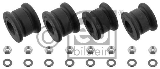 Kit de réparation, suspension du stabilisateur - FEBI BILSTEIN - 17100