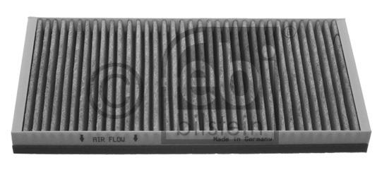 Filtre, air de l'habitacle - FEBI BILSTEIN - 17263