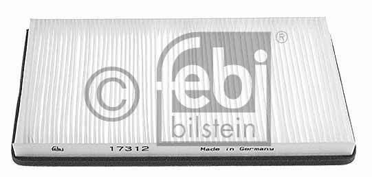 Filtre, air de l'habitacle - FEBI BILSTEIN - 17312