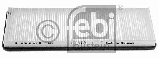 Filtre, air de l'habitacle - FEBI BILSTEIN - 17313