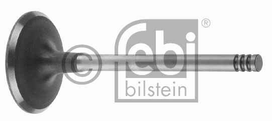 Soupape d'échappement - FEBI BILSTEIN - 17389
