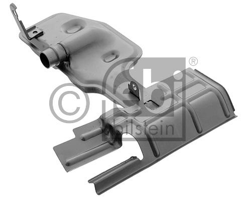 Filtre hydraulique, transmission automatique - FEBI BILSTEIN - 17486