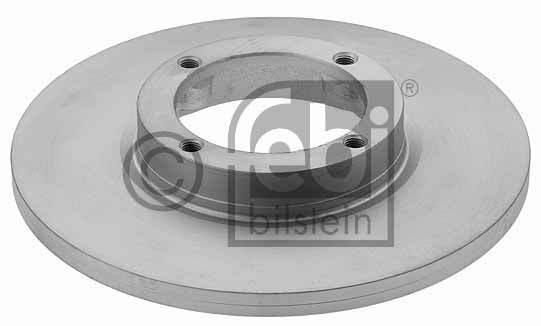 Disque de frein - FEBI BILSTEIN - 17509