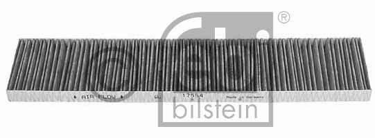 Filtre, air de l'habitacle - FEBI BILSTEIN - 17554
