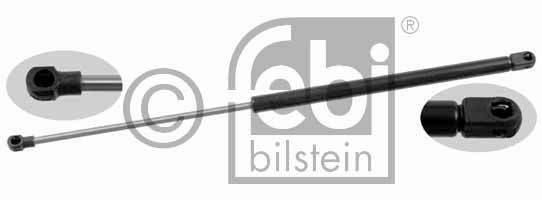 Ressort pneumatique, coffre à bagages/compartiment à bagages - FEBI BILSTEIN - 17587