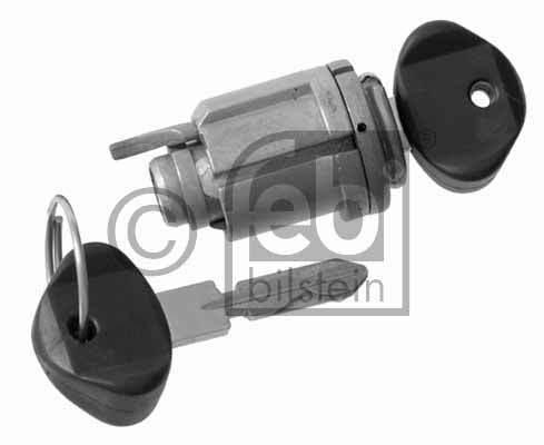 Cylindre de fermeture, serrure de contact d'allumage - FEBI BILSTEIN - 17690